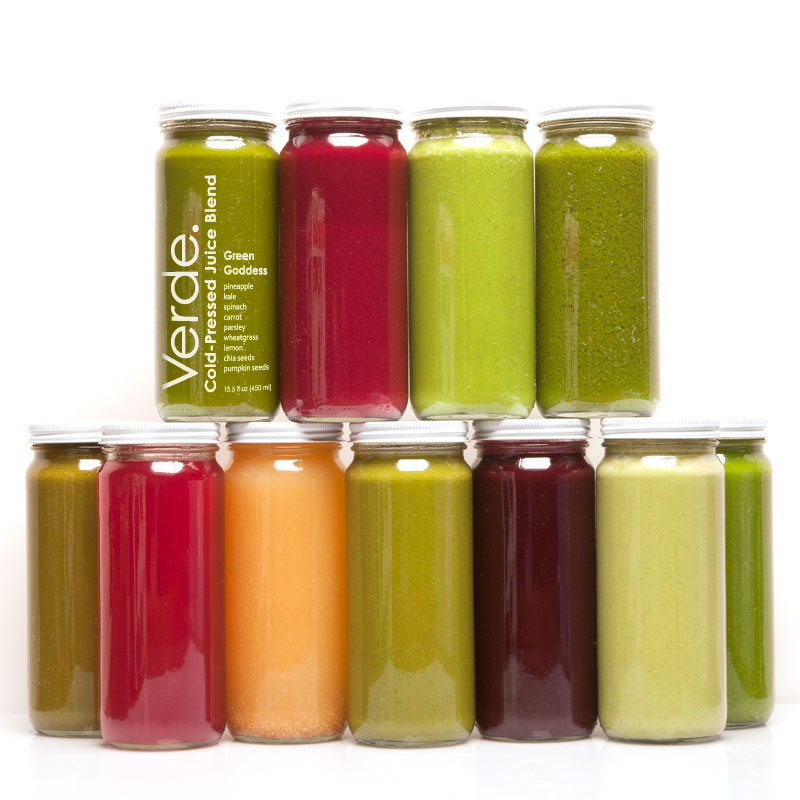Verde-Juice-group